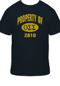 """Property"" Tee Shirt"