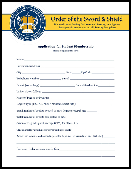 Chapter Application Fee